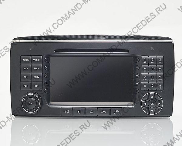 Comand NTG 2 Mercedes R класс W251