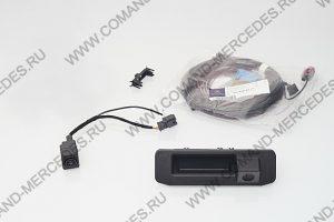 Камера заднего вида Mercedes GLK Рестайлинг