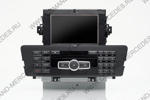 Audio 20 Mercedes ML класс W166