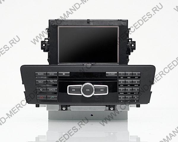 Audio 20 Mercedes GL класс X166