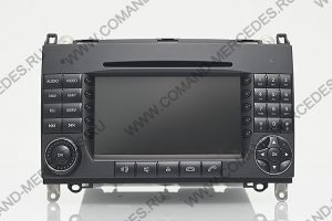 Comand APS NTG 2 Mercedes A класс W169