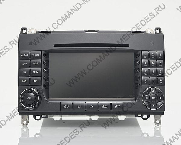 Comand APS NTG 2 Mercedes A класс W169