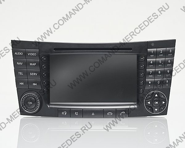 Comand NTG 1 Mercedes CLS класс W219