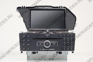 Comand NTG 4 Mercedes GLK