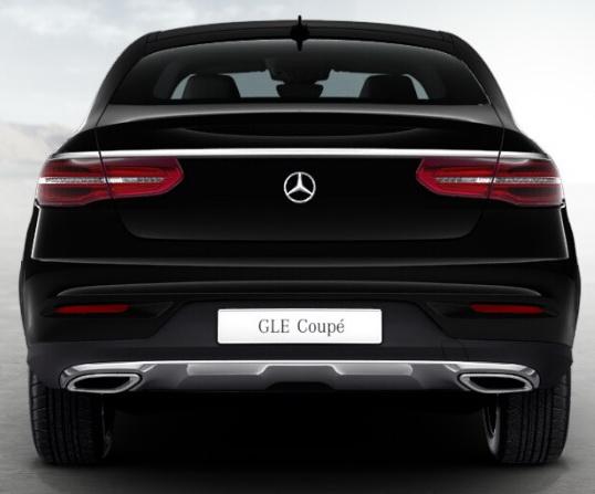 Базовое исполнение Mercedes GLE