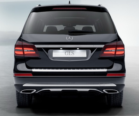 Базовое исполнение Mercedes GLS